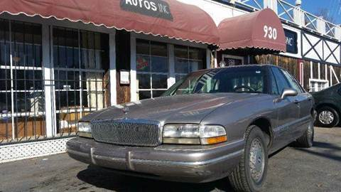 1995 Buick Park Avenue for sale at Autos Inc in Topeka KS