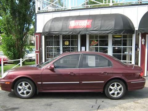 2005 Hyundai Sonata for sale at Autos Inc in Topeka KS