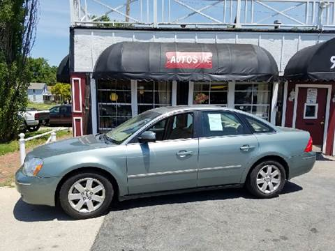 2005 Ford Five Hundred for sale at Autos Inc in Topeka KS