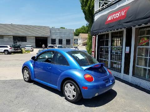 1999 Volkswagen New Beetle for sale at Autos Inc in Topeka KS