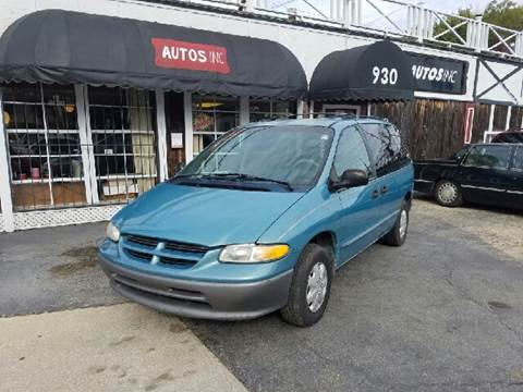 1997 Dodge Caravan for sale at Autos Inc in Topeka KS