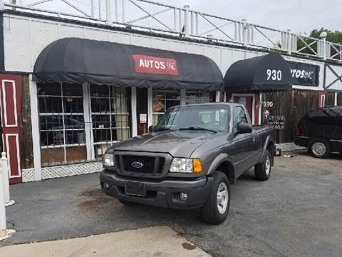 2005 Ford Ranger for sale at Autos Inc in Topeka KS