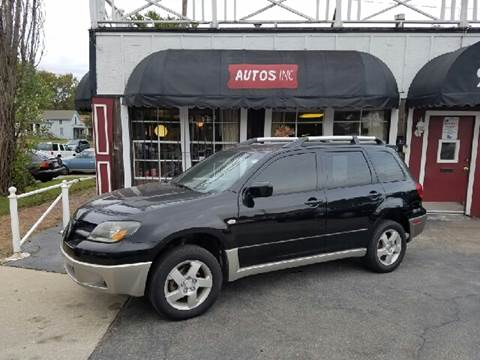 2003 Mitsubishi Outlander for sale at Autos Inc in Topeka KS