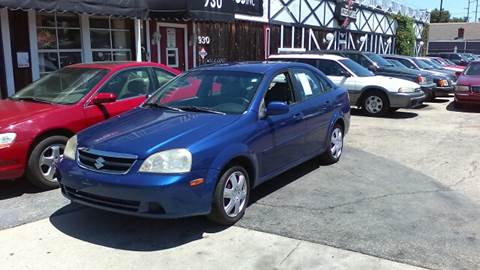 2006 Suzuki Forenza for sale at Autos Inc in Topeka KS