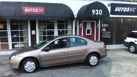2002 Dodge Neon for sale at Autos Inc in Topeka KS