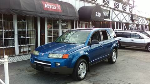 2004 Saturn Vue for sale at Autos Inc in Topeka KS