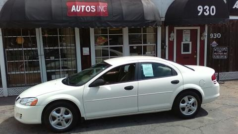 2004 Dodge Stratus for sale at Autos Inc in Topeka KS