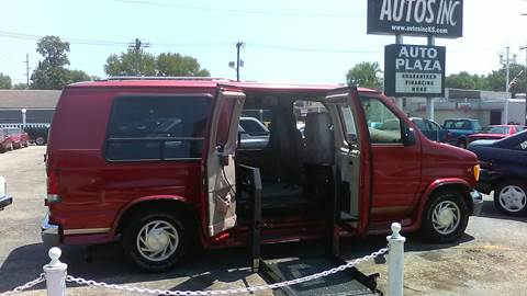 1997 Ford E-150 for sale at Autos Inc in Topeka KS