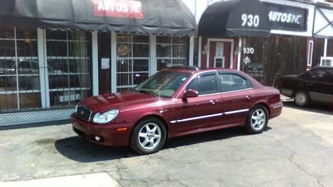 2005 Hyundai Sonata for sale at Autos Inc in Topeka KS