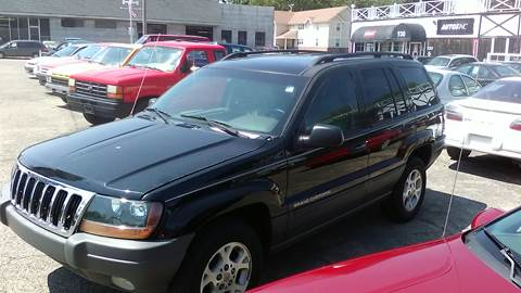2000 Jeep Grand Cherokee for sale at Autos Inc in Topeka KS
