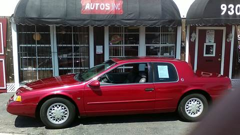 1995 Mercury Cougar for sale at Autos Inc in Topeka KS