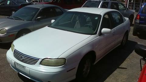 1998 Chevrolet Malibu for sale at Autos Inc in Topeka KS
