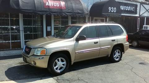 2005 GMC Envoy for sale at Autos Inc in Topeka KS