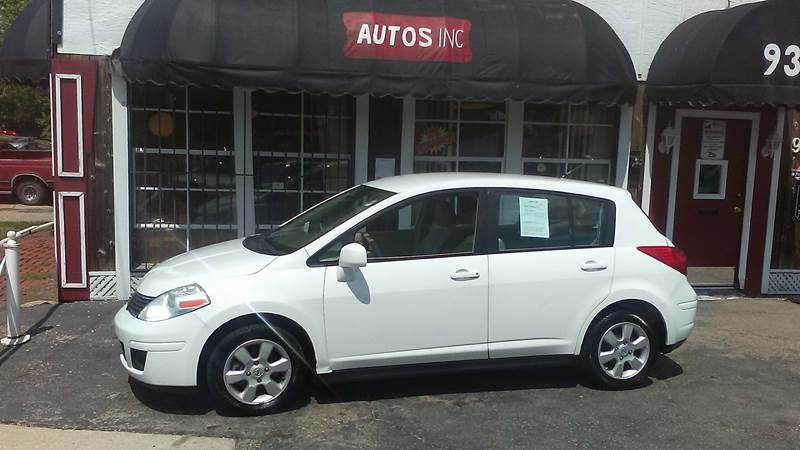 2009 Nissan Versa for sale at Autos Inc in Topeka KS