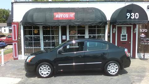 2010 Nissan Sentra for sale at Autos Inc in Topeka KS