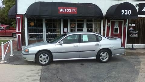 Chevrolet Impala For Sale in Topeka, KS - Autos Inc