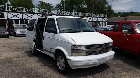 1997 Chevrolet Astro for sale in Topeka, KS