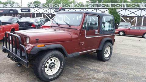 1987 Jeep Wrangler for sale in Topeka, KS