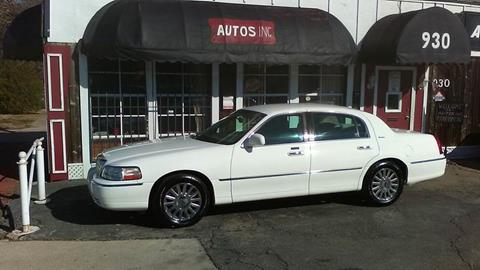 2003 Lincoln Town Car for sale at Autos Inc in Topeka KS