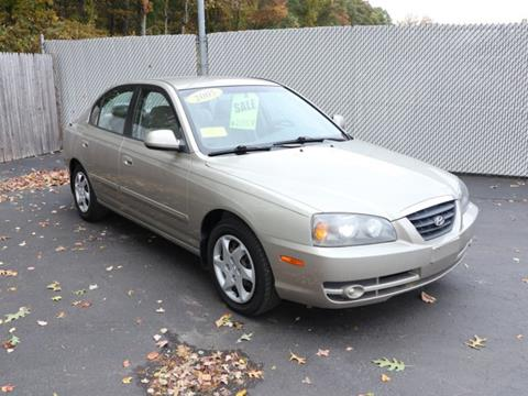 2005 Hyundai Elantra for sale in Stoughton, MA