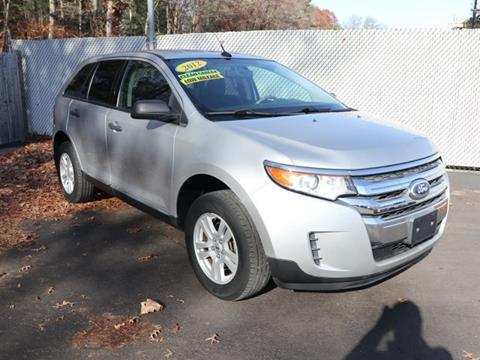 2012 Ford Edge for sale in Stoughton, MA