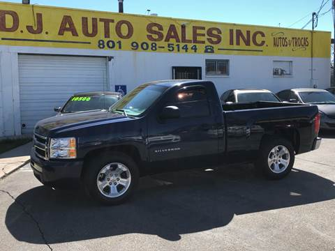 2012 Chevrolet Silverado 1500 for sale in West Valley City, UT