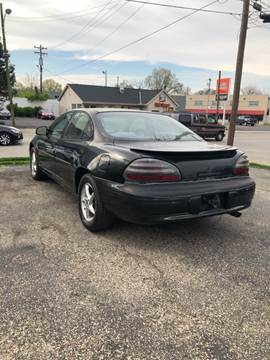 2001 Pontiac Grand Prix for sale in Norwood, OH