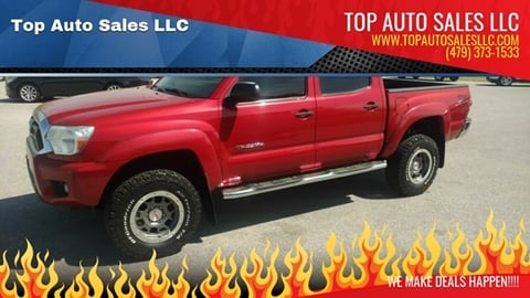 2013 Toyota Tacoma for sale in Siloam Springs, AR