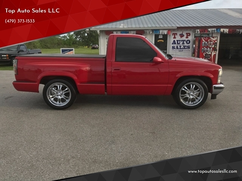Cars For Sale in Siloam Springs, AR - TOP AUTO SALES LLC