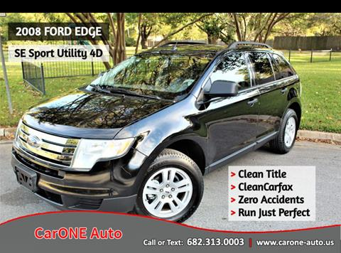 Ford Edge For Sale In Arlington Tx