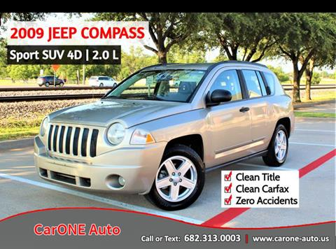 2009 Jeep Compass for sale in Arlington, TX