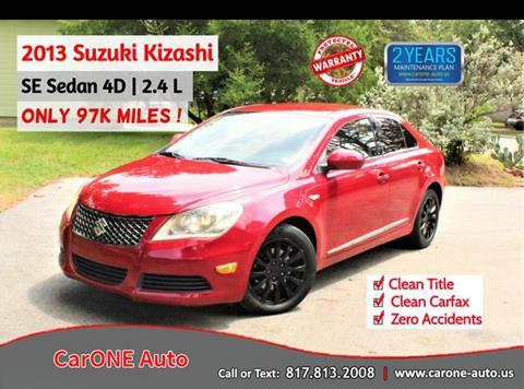 2013 Suzuki Kizashi for sale in Arlington, TX