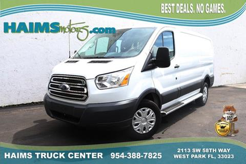 2017 Ford Transit Cargo for sale in West Park, FL