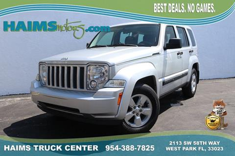 2012 Jeep Liberty for sale in West Park, FL