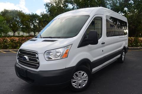 2015 Ford Transit Passenger for sale in West Park, FL