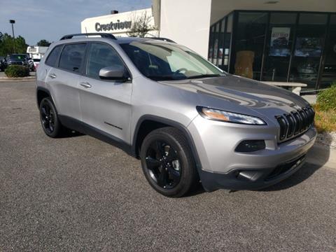 2018 Jeep Cherokee for sale in Crestview, FL