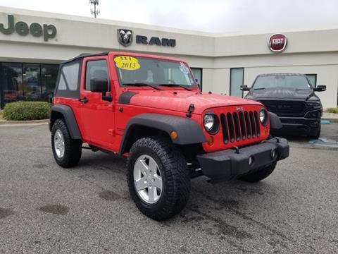 2013 Jeep Wrangler for sale in Crestview, FL