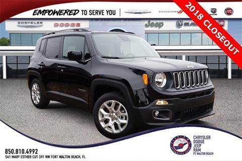 2018 Jeep Renegade for sale in Fort Walton Beach, FL