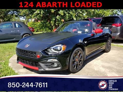 2019 FIAT 124 Spider for sale in Fort Walton Beach, FL
