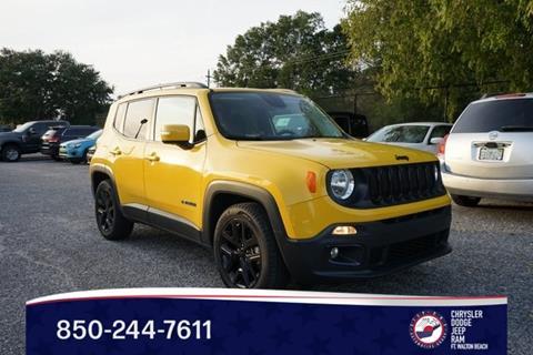 2017 Jeep Renegade for sale in Fort Walton Beach, FL
