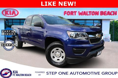 2017 Chevrolet Colorado For Sale In Fort Walton Beach, FL