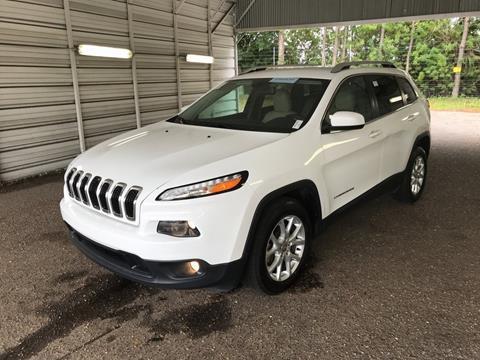 2016 Jeep Cherokee for sale in Fort Walton Beach, FL