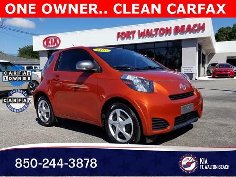2012 Scion iQ for sale in Fort Walton Beach, FL