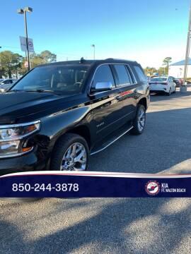 2018 Chevrolet Tahoe Premier for sale at Kia Fort Walton Beach in Fort Walton Beach FL