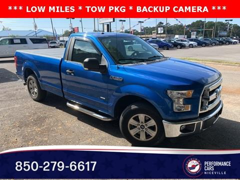 2016 Ford F-150 for sale in Niceville, FL
