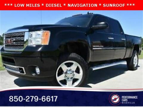 2011 GMC Sierra 2500HD for sale in Niceville, FL