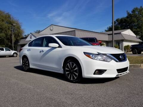 2018 Nissan Altima 2.5 SV for sale at Subaru Fort Walton Beach in Fort Walton Beach FL