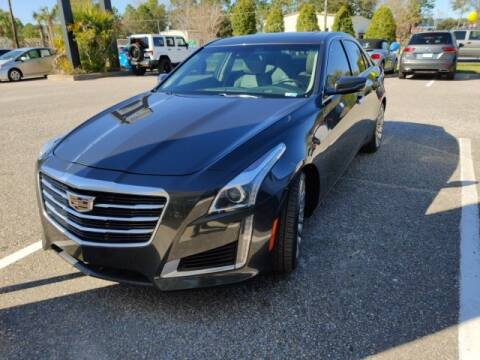 2016 Cadillac CTS 2.0T Luxury Collection for sale at Subaru Fort Walton Beach in Fort Walton Beach FL
