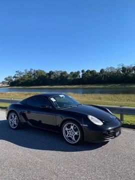 2006 Porsche Cayman for sale in Miami, FL