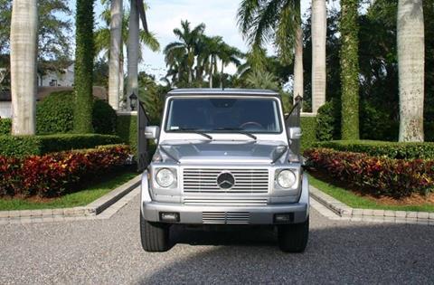2004 Mercedes-Benz G-Class for sale in Miami, FL